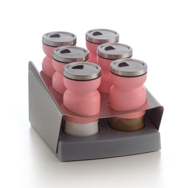 Barico - Peerless Spice Shaker Set with adjustable lid