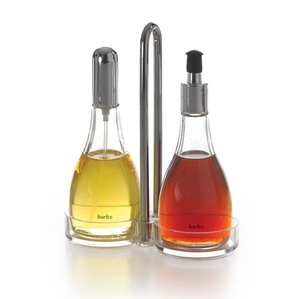 Barico - Deluxe Oil Pourer and Sprayer Set