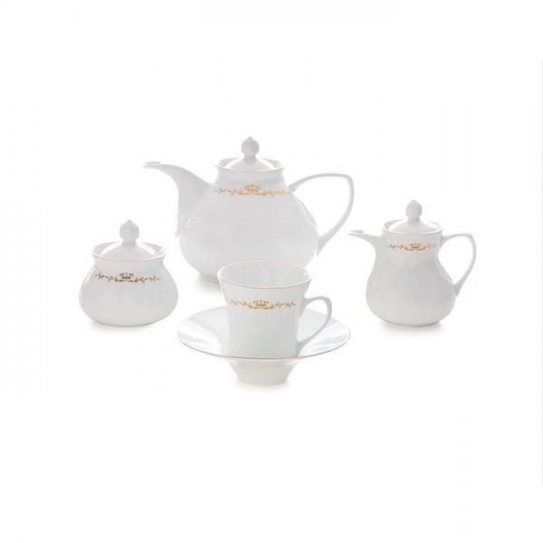 Zarin Iran Shahrzad Queen 18pcs Tea Set