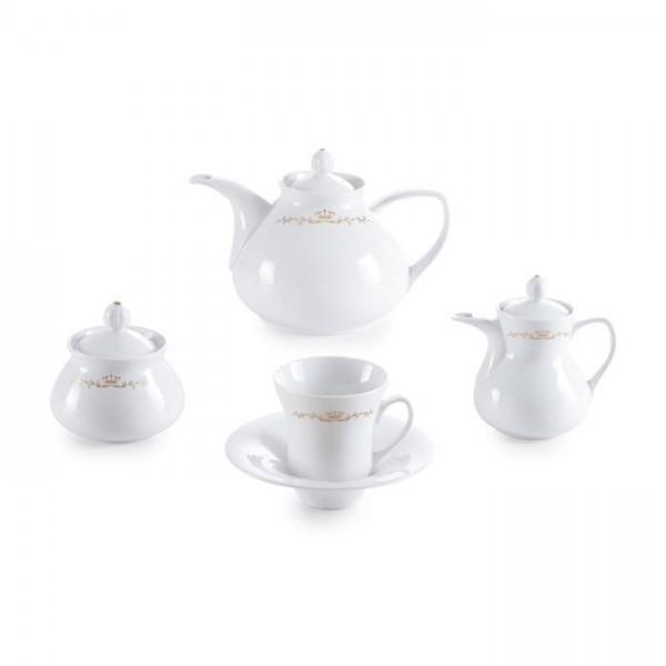 Zarin Iran Shahrzad Princess 18pcs Tea Set
