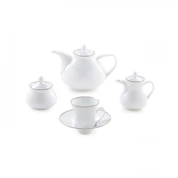 Zarin Iran Shahrzad Lumio 18pcs Tea Set