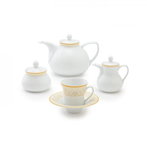 Zarin Iran Shahrzad Genoa 18pcs Tea Set