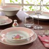 Zarin Iran Shahrzad Rosaline 35pcs Dinnerware Set