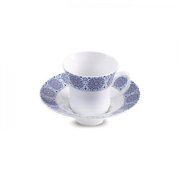 Zarin Iran Shahrzad Soltanieh Gold 12pcs Tea Set
