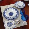 Zarin Iran Shahrzad Samarkand 108pcs Dinnerware Set