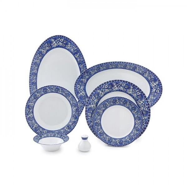 Zarin Iran Shahrzad Ashley 35pcs Dinnerware Set