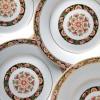 Zarin Iran Shahrzad Golden Garden 35pcs Dinnerware Set