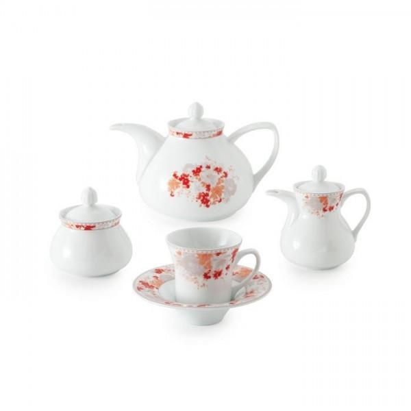 Zarin Iran Shahrzad Melanie 18pcs Tea Set
