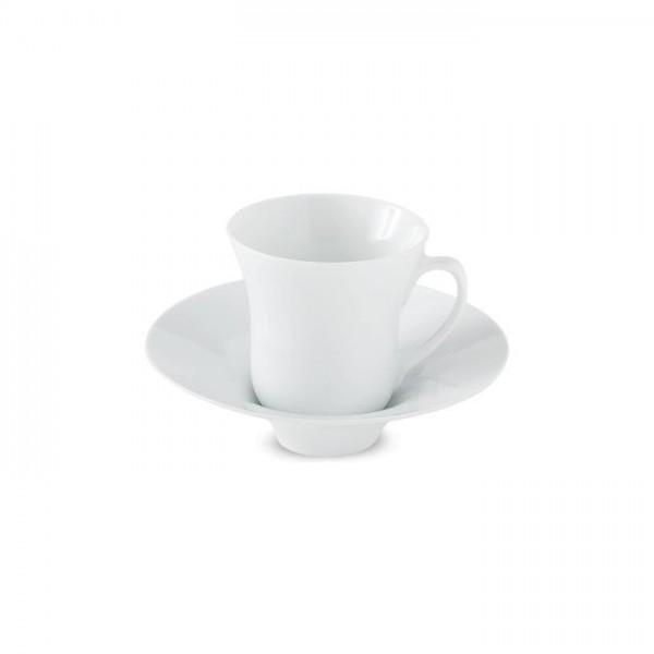 Zarin Iran Shahrzad White 12pcs Tea Set