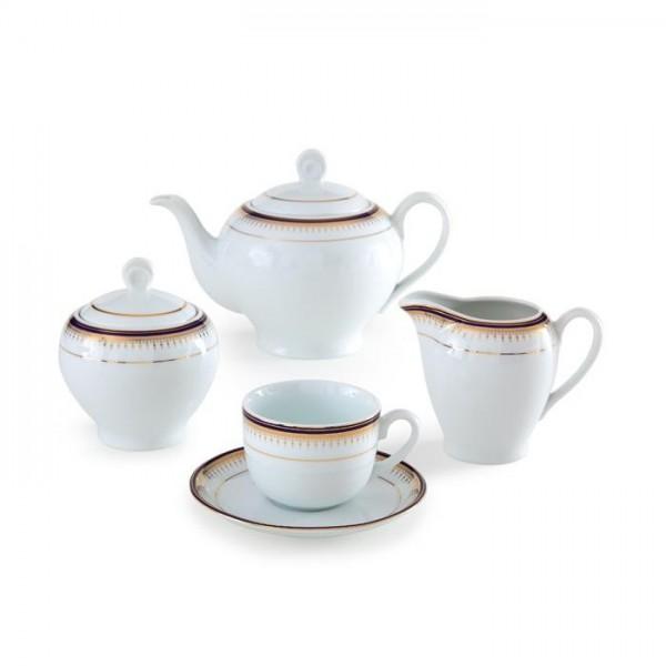 Zarin Iran Italia F Khatereh 17pcs Tea Set