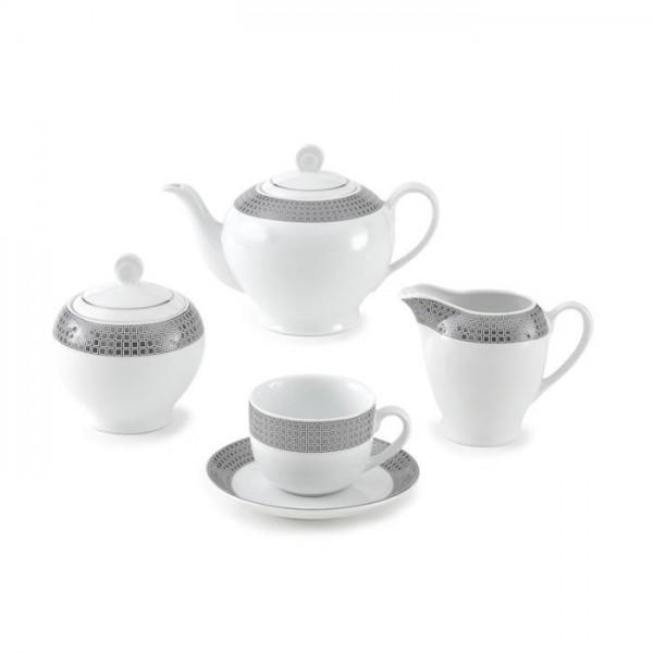 Zarin Iran Italia F Soren 17pcs Tea Set