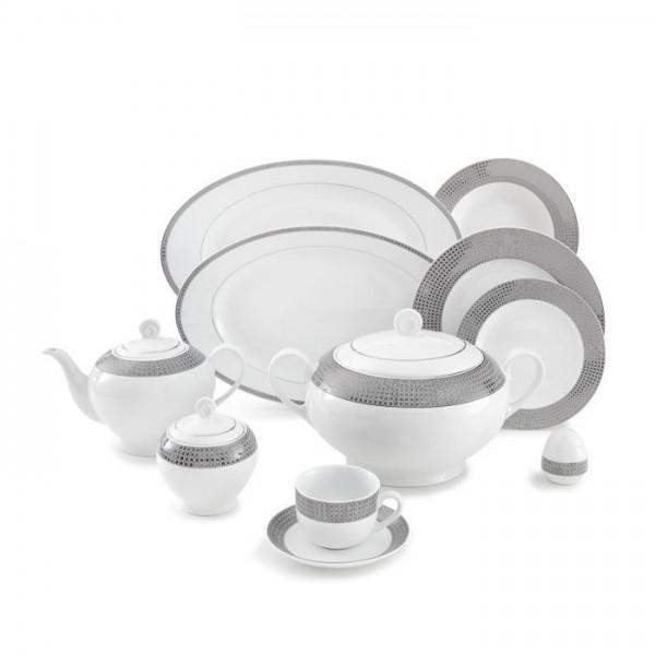 Zarin Iran Italia F Soren 102pcs Dinnerware Set