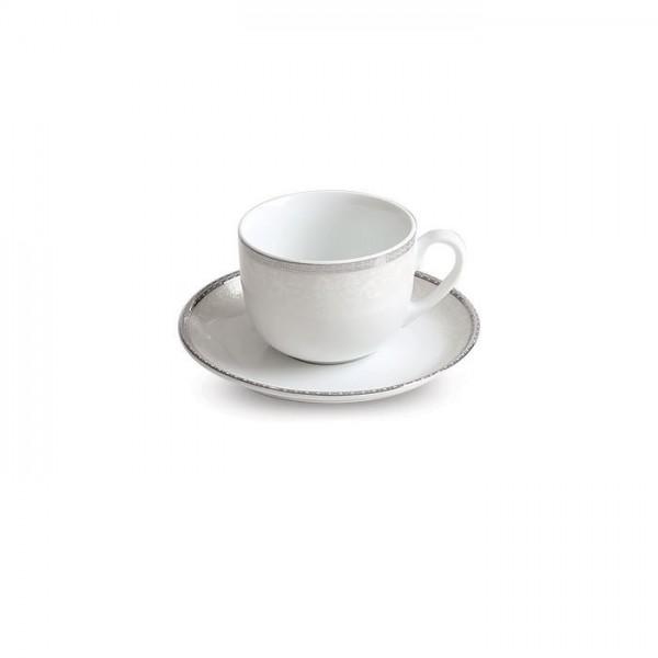 Zarin Iran Italia F Riva Platinum 12pcs Tea Set
