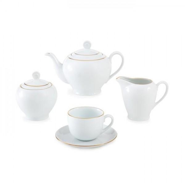 Zarin Iran Italia F Zarin 17pcs Tea Set