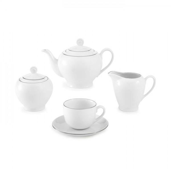 Zarin Iran Italia F Saman 17pcs Tea Set