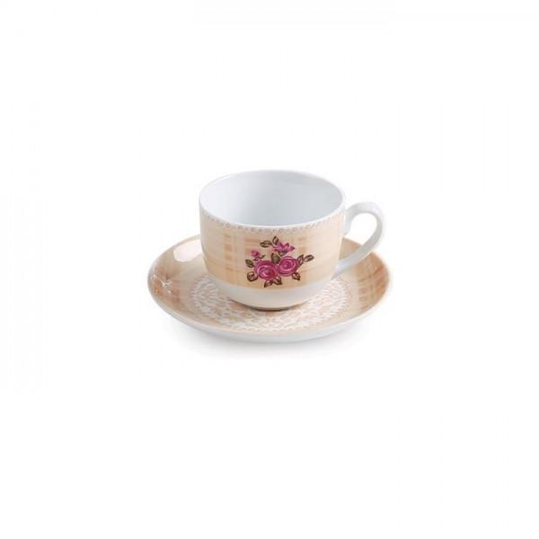 Zarin Iran Italia F Helen 12pcs Tea Set