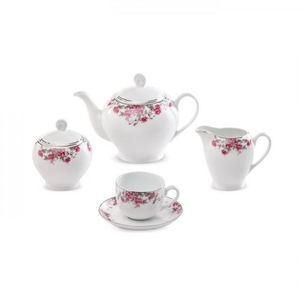Zarin Iran Italia F Aran 17pcs Tea Set