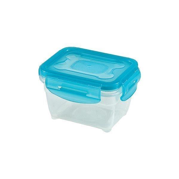 Barico - Rectangle Microban Food Storage - 330ml