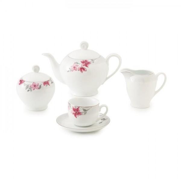 Zarin Iran Italia F Cordoba 17pcs Tea Set