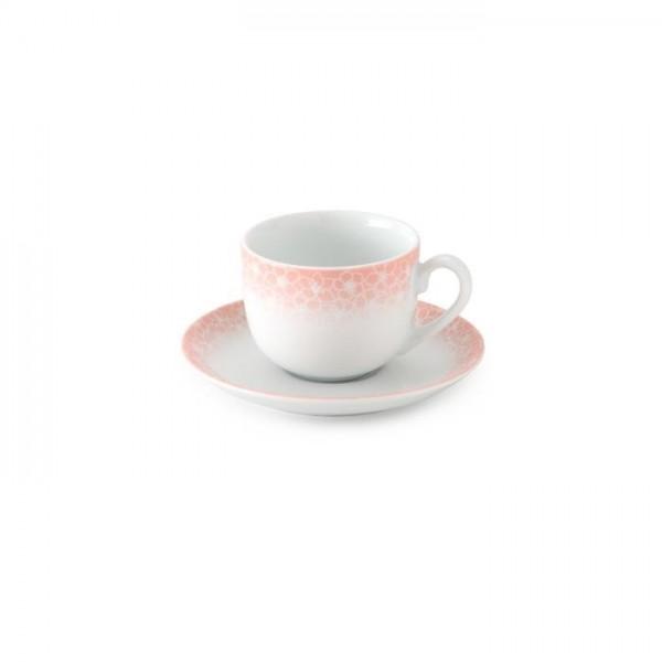 Zarin Iran Italia F Sakura Pink 12pcs Tea Set