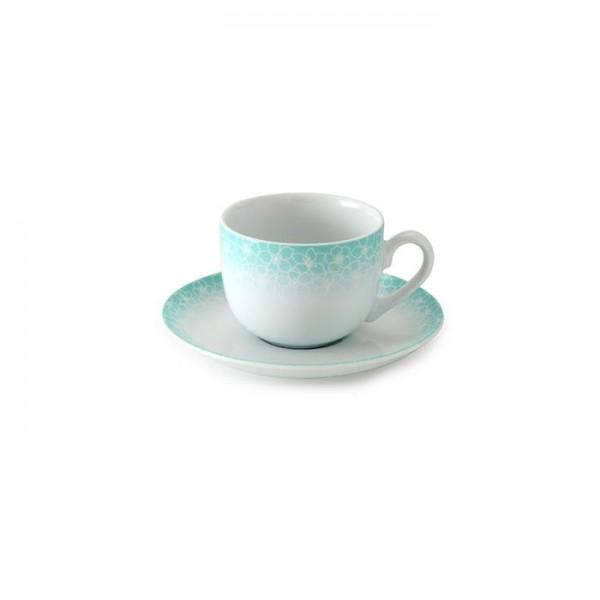 Zarin Iran Italia F Sakura Blue 12pcs Tea Set