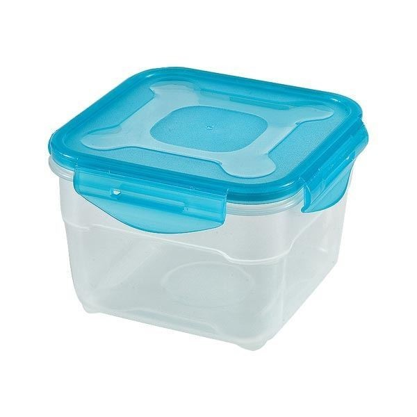 Barico - Square Microban Food Storage - 1500ml