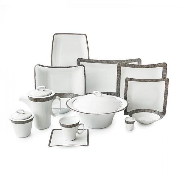 Zarin Iran Vinci Soren 97pcs Dinnerware Set