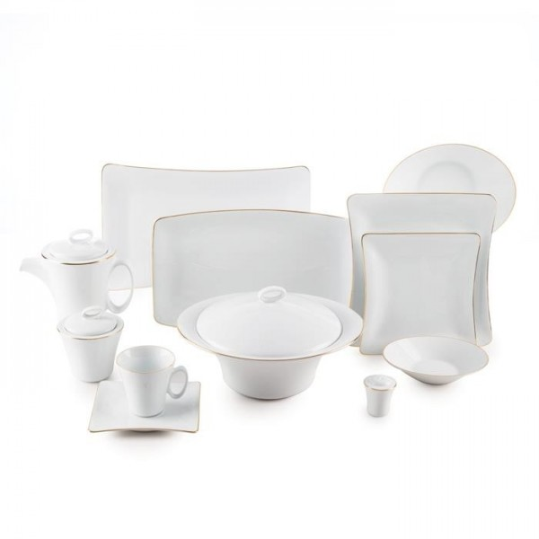 Zarin Iran Vinci Zarin 97pcs Dinnerware Set