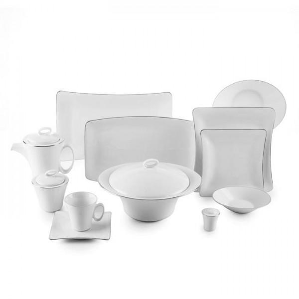Zarin Iran Vinci Saman 97pcs Dinnerware Set