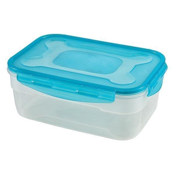Barico - Rectangle Microban Food Storage - 3200ml
