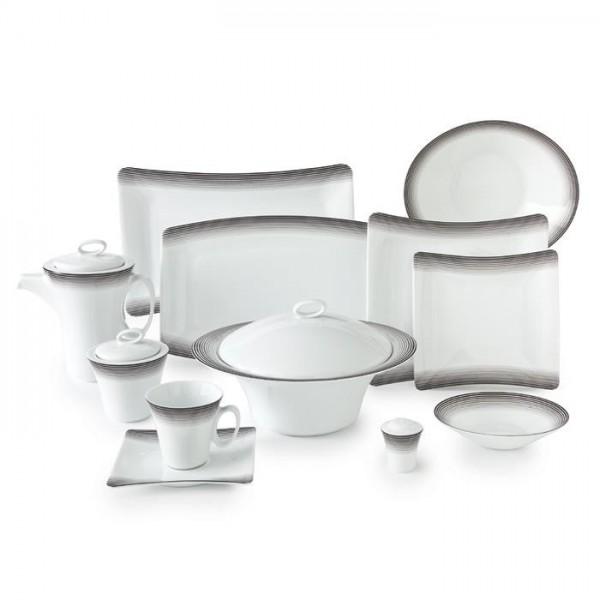 Zarin Iran Vinci Kaiser 97pcs Dinnerware Set