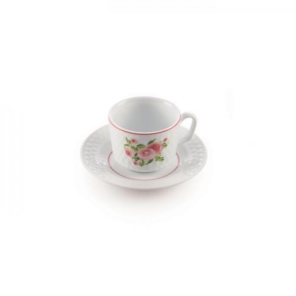 Zarin Iran Radiance Rosemont 12pcs Tea Set