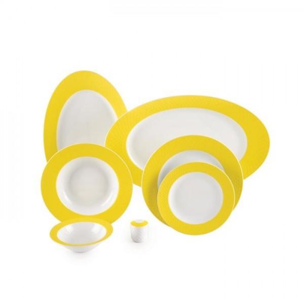 Zarin Iran Radiance Sunlight 28pcs Dinnerware Set