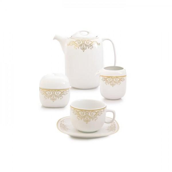 Zarin Iran Quattro Monaco 17pcs Tea Set