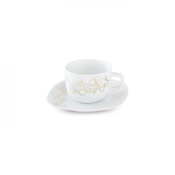 Zarin Iran Quattro Cherry Blossom 12pcs Tea Set