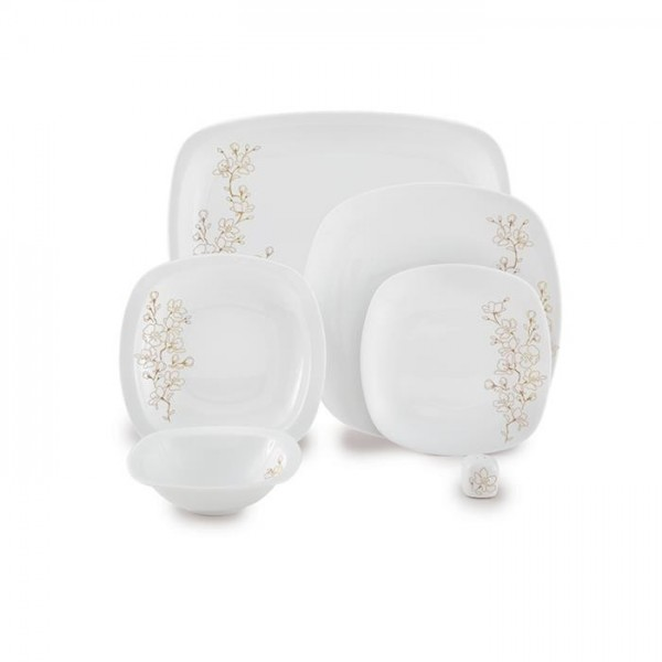 Zarin Iran Quattro Cherry Blossom 27pcs Dinnerware Set