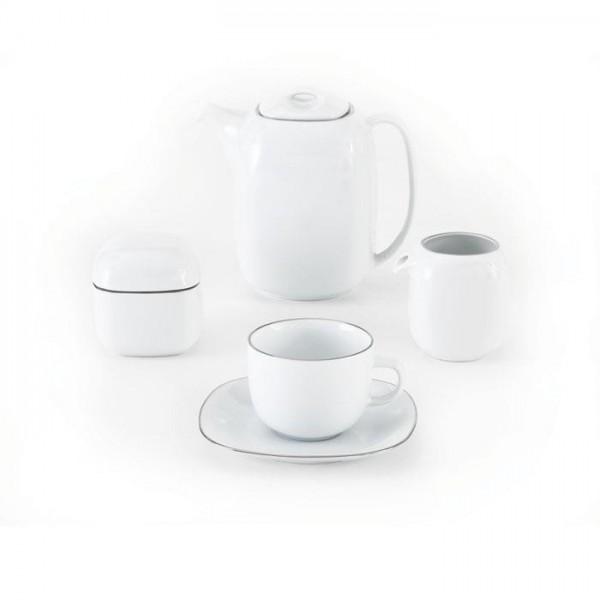Zarin Iran Quattro Saman 17pcs Tea Set
