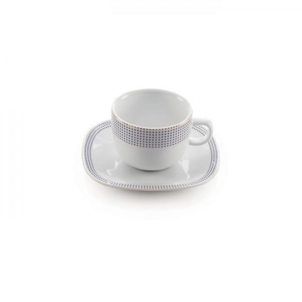 Zarin Iran Quattro Louren Gold 12pcs Tea Set