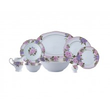 Pardis Chini Elegance Anil 30pcs Dinnerware Set